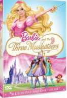 Barbie and the 3 Musketeers (DVD)