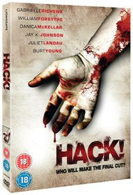 Hack! - (Import DVD)