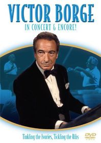 Victor Borge: Live in Concert - (Import DVD)