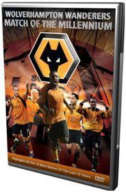 Wolverhampton Wanderers: Match of the Millenium - (Import DVD)