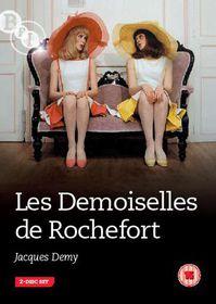 Les Demoiselles de Rochefort - (Import DVD)