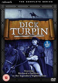 Dick Turpin: The Complete Series - (Import DVD)