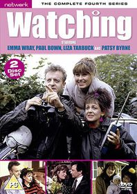 Watching: Series 4 - (Import DVD)