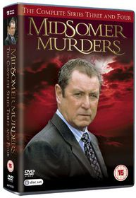 Midsomer Murders: Series 3 and 4 - (Import DVD)