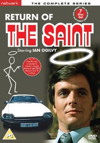 Return of the Saint: The Complete Series - (parallel import)