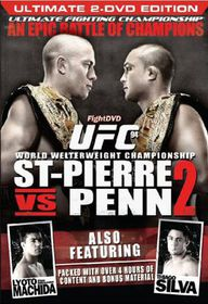 Ultimate Fighting Championship: 94 - St. Pierre vs Penn - (Import DVD)