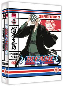 Bleach: Complete Series 3 - (Import DVD)