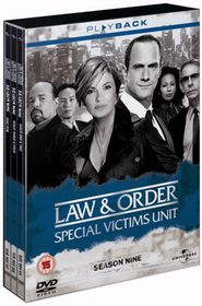 Law and Order - Special Victims Unit: Season 9 - (Import DVD)