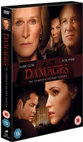 Damages - Season 2 (Import DVD)