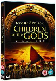 Stargate SG1: Children of the Gods - (Import DVD)