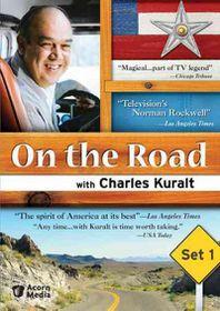 On the Road with Charles Kuralt Set 1 - (Region 1 Import DVD)