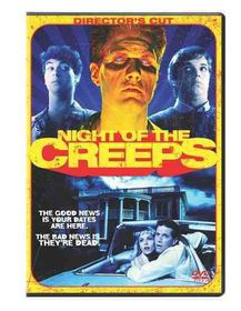 Night of the Creeps - (Region 1 Import DVD)