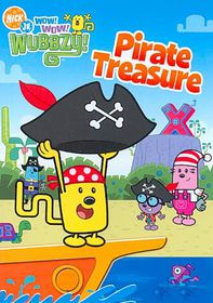 Wow Wow Wubbzy:Pirate Treasure - (Region 1 Import DVD)