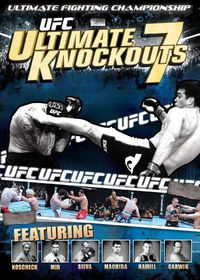 Ufc:Ultimate Knockouts 7 - (Region 1 Import DVD)