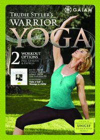 Trudie Styler's Warrior Yoga - (Region 1 Import DVD)