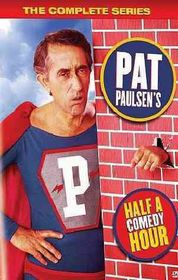 Pat Paulsen Half a Comedy Hour - (Region 1 Import DVD)