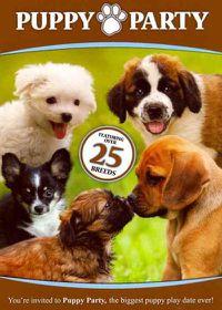 Animal Atlas:Puppy Party - (Region 1 Import DVD)