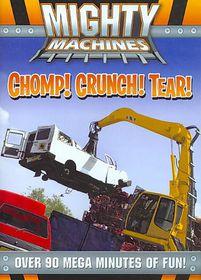Mighty Machines:Chomp Crunch Tear - (Region 1 Import DVD)