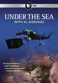 Under the Sea with Al Giddings - (Region 1 Import DVD)