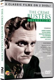 Crime Busters Collection - (Region 1 Import DVD)