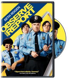 Observe and Report - (Region 1 Import DVD)
