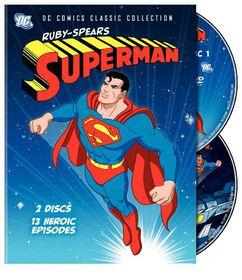 Ruby Spears Superman - (Region 1 Import DVD)
