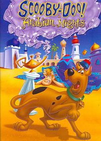 Scooby Doo in Arabian Nights - (Region 1 Import DVD)