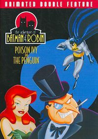 Adventures of Batman & Robin:Poison I - (Region 1 Import DVD)