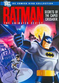 Batman:Animated Series Secrets of the - (Region 1 Import DVD)