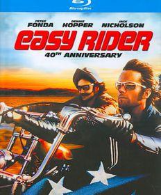 Easy Rider - (Region A Import Blu-ray Disc)