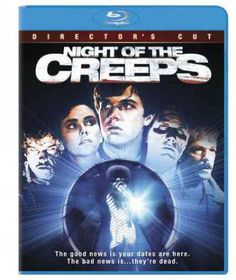 Night of the Creeps - (Region A Import Blu-ray Disc)