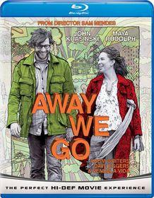 Away We Go - (Region A Import Blu-ray Disc)