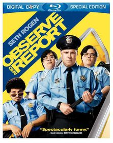 Observe and Report - (Region A Import Blu-ray Disc)