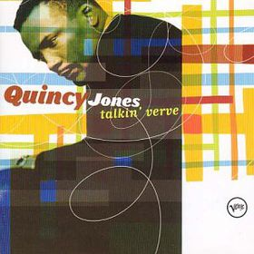 Quincy Jones - Talkin' Verve (CD)