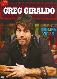 Greg Giraldo:Midlife Vices - (Region 1 Import DVD)