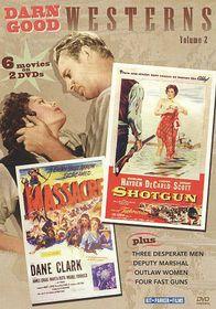 Darn Good Westerns Vol 2 - (Region 1 Import DVD)