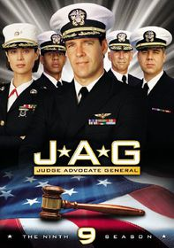 Jag:Ninth Season - (Region 1 Import DVD)