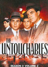 Untouchables:Season Three Vol 2 - (Region 1 Import DVD)