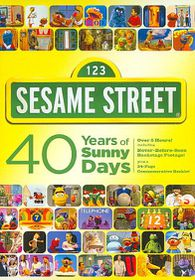Sesame Street:40 Years of Sunny Days - (Region 1 Import DVD)