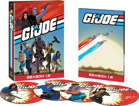 GI Joe a Real American Hero: Season 1.2 - (Region 1 Import DVD)