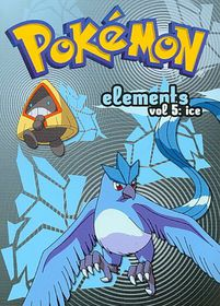 Pokemon Elements V5:Ice - (Region 1 Import DVD)