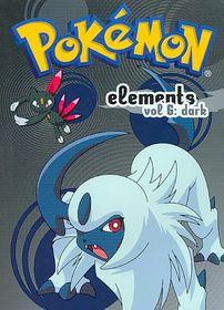 Pokemon Elements V6:Dark - (Region 1 Import DVD)