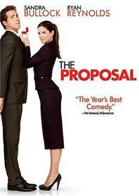 Proposal: (Single Disc Widescreen) - (Region 1 Import DVD)