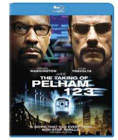 Taking of Pelham 123 - (Region A Import Blu-ray Disc)