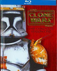 Star Wars:Clone Wars Ssn1 - (Region A Import Blu-ray Disc)
