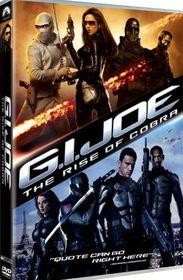G.I. Joe: The Rise of Cobra (2009)(DVD)