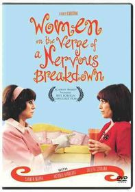 Women on the Verge of a Nervous Break - (Region 1 Import DVD)