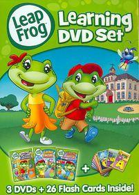 Leapfrog Learning Set - (Region 1 Import DVD)