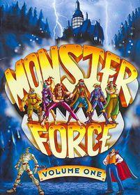 Monster Force Vol 1 - (Region 1 Import DVD)