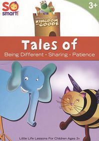 Patience/Difference/Sharing - (Region 1 Import DVD)